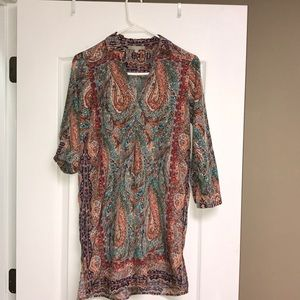 Dresses - Paisley printed dress
